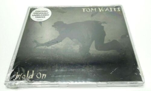 Tom Waits Hold On Dutch Import 4-Track CD Single NEW FACTORY SEALED ANTI Epitaph