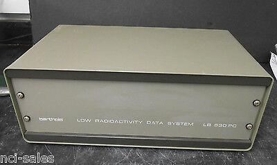 Berthold Low Radioactivity Data System Lb 530pc