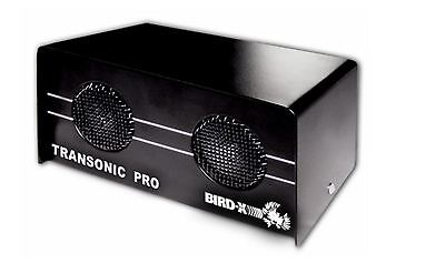 Bird-X 2 Lbs. Electronic Transonic Pro All Pest Repeller Ultrasonic Control NEW