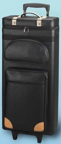 Dealers 24x48 Rolling Pool Cue Case w/ FREE Shipping