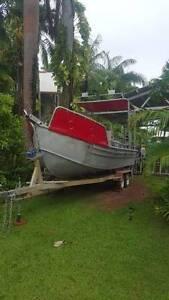 6 mtr Aluminium Boat Brinkin Darwin City Preview