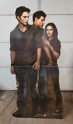 Twillight New Saga Lifesize Cut Out Edward Cullen Jacob Black Bella - Life Size Cut Outs