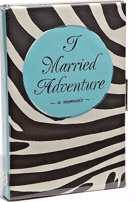 Kate Spade Emanuelle Wedding Belle I Married Adventure Clutch New With Tags
