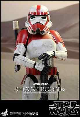"""STAR WARS BATTLEFRONT SHOCKTROOPER 30 CM / 12 """" / HOT TOYS 1:6 SCALE"""