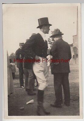 (F12302) Orig. Foto Reit-Turnier in ? 1929, Hans Körffer