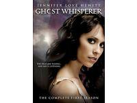 DVD GHOST WHISPERER - 1 - 4 BOXSETS