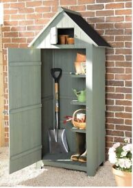 Compact Sentry Garden Shed selling at £100 BRAND NEW