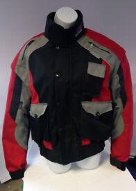 Ladies 'X8 Systems' 'Small' Motorbike Jacket
