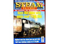 Steam Railway Magazines