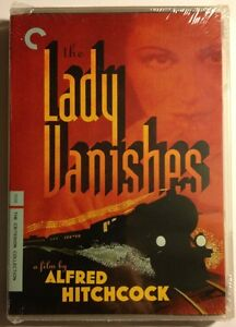 THE LADY VANISHES Alfred Hitchcock - Criterion NEW SEALED DVDS!!