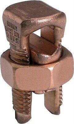Burndy Split Bolt Connector Ul 4 Awg Clamshell 3 Clamshell