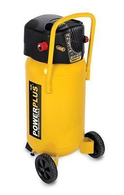 50L Druckluft Kompressor ölfrei 10 bar 2 PS 50 Liter Tank rollbar Drucksteuerun
