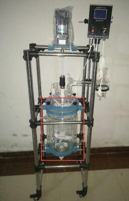 1 Jacketed Vessel Of 10l Chemical Laboratory Jacket Glass Reactor Ax