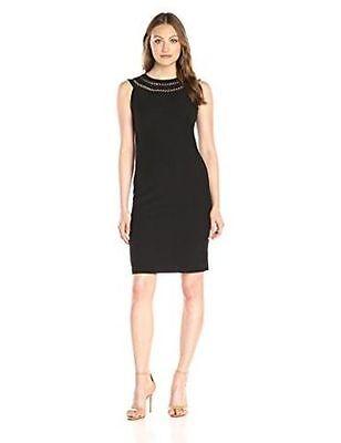 For sale LARK & RO WOMENS MODERN SHEATH DRESS BLACK BRAND NEW ASSORTED SIZES