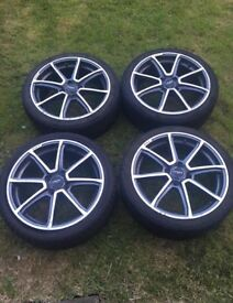 4x108 Fox racing alloys ford fitment