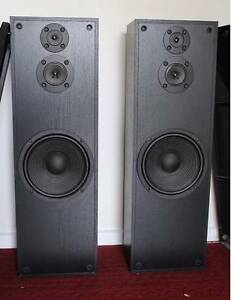 "Large Sony tower speaker 10"" woofer mint condition Glen Waverley Monash Area Preview"