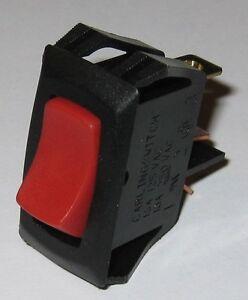 Spst Illuminated Rocker Switch Wiring Diagram - Wiring