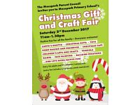Christmas gift & craft fair