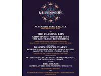 Kaleidoscope Festival Tickets
