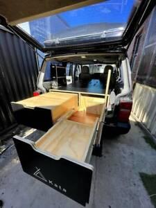 Kata CamperBox - Camper Conversion Kit - Car / SUV / Van - Campervans