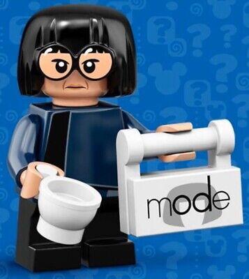 LEGO EDNA MODE INCREDIBLES MINIFIGURE DISNEY MINIFIGURES SERIES 2 - 71024 # 17