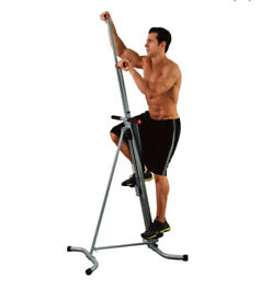 Maxiclimber exercise machine