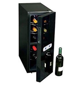 Koolatron WC12DZ 12 Bottle Dual Zone Wine Cellar