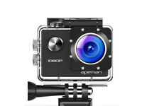 Apeman 1080p action camera brand new! GoPro alike
