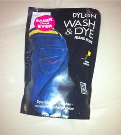 New blue dylon blue jeans dye