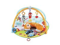 Fisher Price Moonlight Meadow Playing Mat + other