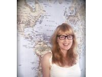 Online English lessons with a warm, friendly English graduate, TEFL-qualified teacher.