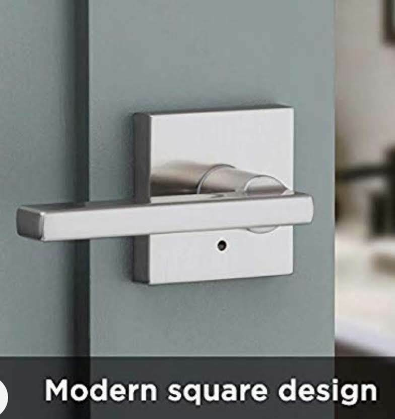 halifax door handle lever for privacy in