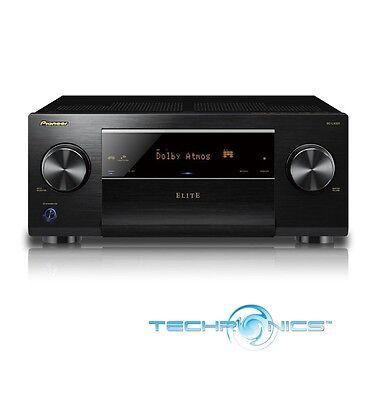 Brand New Pioneer Elite Sc Lx501 7 2 Ch 4K Class D Av Bluetooth Home Receiver