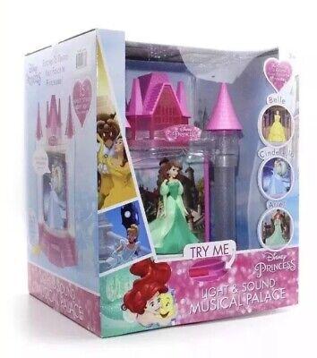 Disney Princess Light & Sound Musical Palace - Belle, Cinderella, - Disney Princess Palace