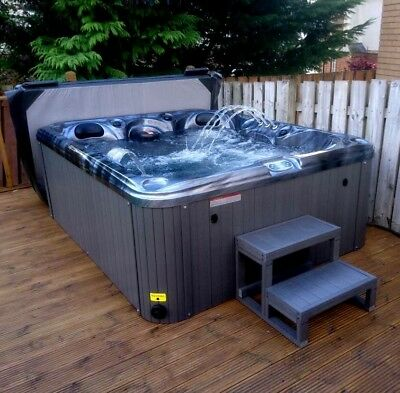 Brand New THE CHASER II 5 Person Hot Tub With Balboa & FREE Bluetooth Speakers