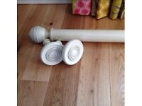 Groove Ball 3m Long Curtain Pool and tie backs