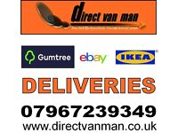 Low Cost House/Flat Removals with Man and Van hire Leicester Single Items From Just £20