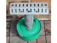 PARASENE - GREENHOUSE HEATER, TWO BURNER, VERY GOOD CONDITION