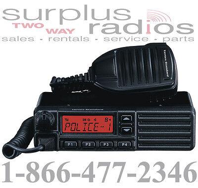 Vertex Vx 2200 Vhf 134 174Mhz 128Ch 50W Mobile Radio Police Fire Ems Racing Farm