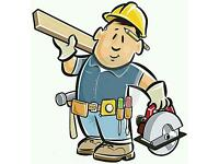 HANDYMAN SERVICES - CARPENTER - BUILDER - FLAT PACK - ODD JOBS - MOUNTING TV BRACKETS - HANDY MAN