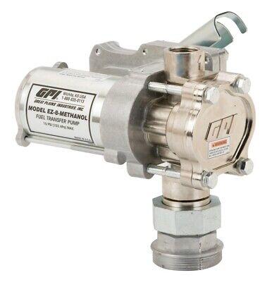 Gpi 137700-01 Ez-8-methanol-po Nickel-plated Aluminum Fuel Transfer Pump