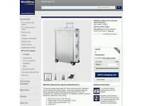 RIMOWA Lufthansa Aluminium Multiwheel XL+ Suitcase