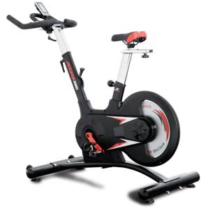 EX-DEMO Jkexer Club Pro Spin Bike 20kg Flywheel with Monitor