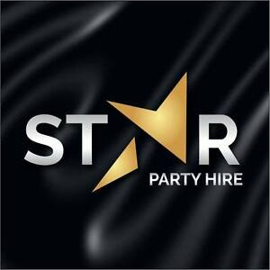 STAR PARTY HIRE  * CHAIR * TABLE * MARQUEE * STAGE * ETC * Castle Hill The Hills District Preview