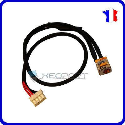 Connecteur alimentation Acer aspire 6930G 6930Z Dc power jack