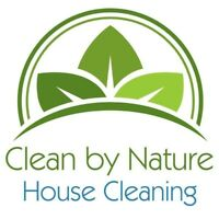 Clean by Nature House Cleaning Services