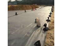 Woven Geotextile Membrane Geotec 90 4.5m x 100m Roll All new from stock Free delivery in Birmingham