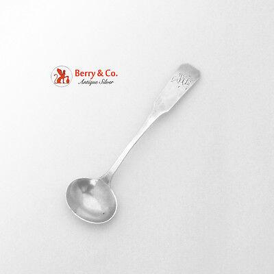 """La Rochelle by Schofield Sterling Silver Salt Spoon Master 2 3//4/"""""""