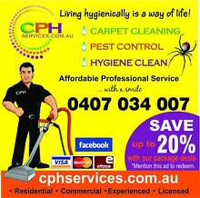 Carpet Cleaning Gold Coast | Pest Control Gold Coast CPH Services Mudgeeraba Gold Coast South Preview