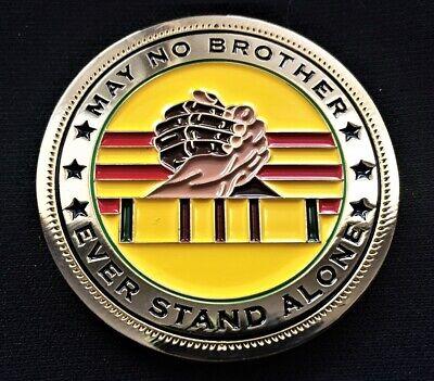 Vietnam Veteran Brothers  Challenge Coin